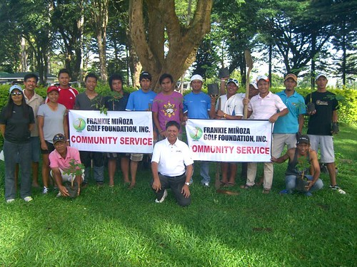 FMGF | by Frankie Miñoza Golf Foundation