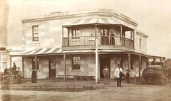 Criterion Hotel Fifteenth Street 1880