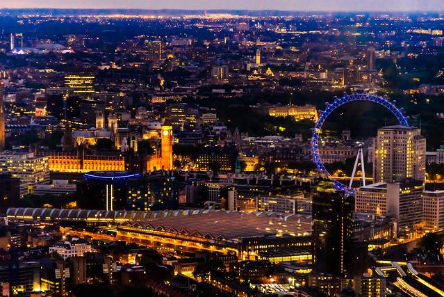 Blue Hour London