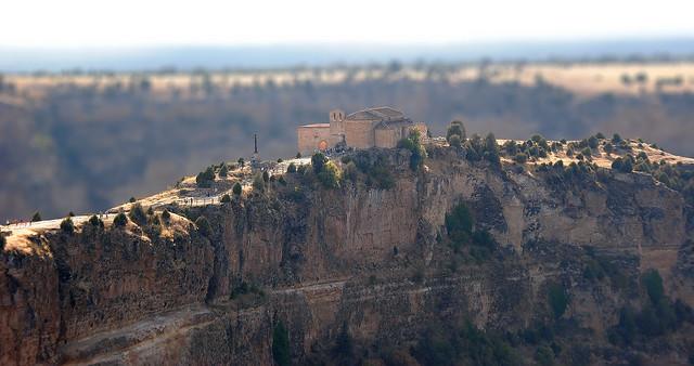 Ermita de San Frutos. Segovia
