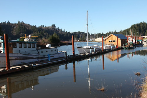 Yaquina Boat Equipment, Toledo | by Oregon King Tides