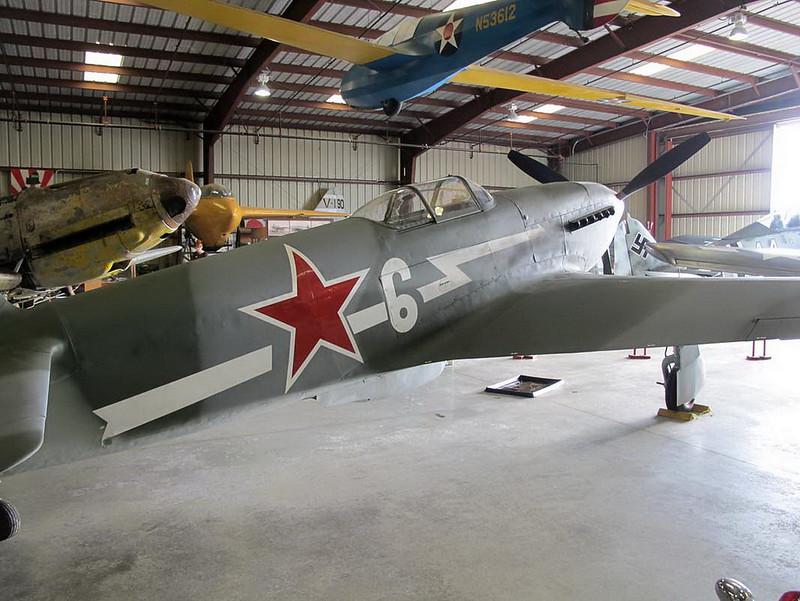 Yakovlev Yak-3UA (1)