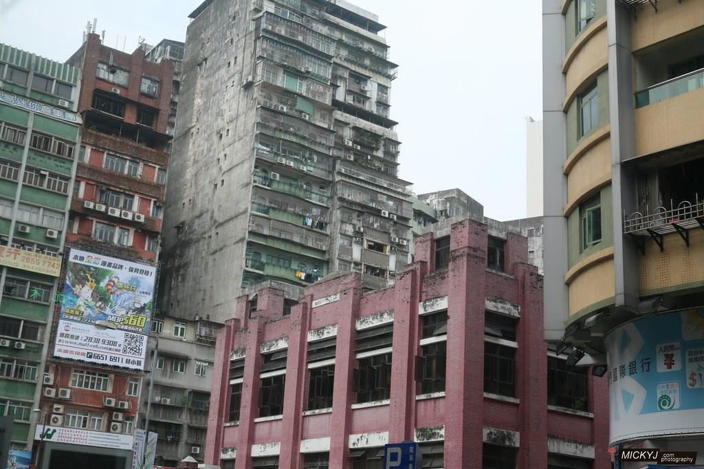 Around Macau: Worn Out