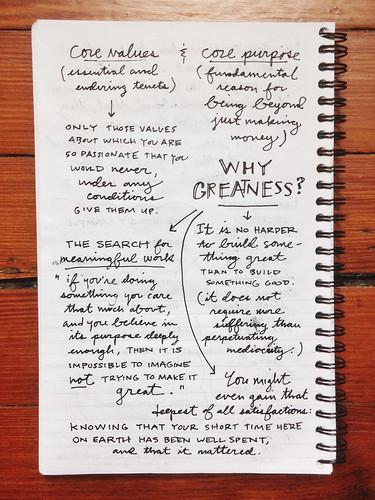 GoodToGreat-Sketchnotes-17 | by Think Company
