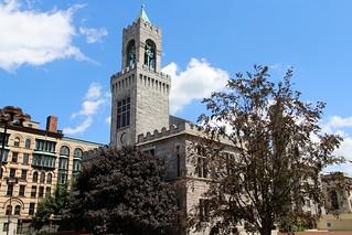 Hampden County Courthouse (Springfield, Massachusetts) | by cmh2315fl