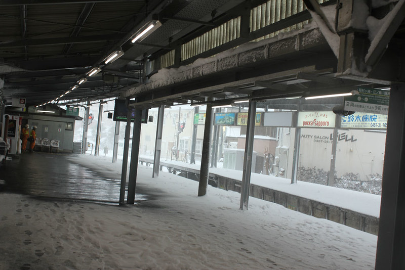 雪の鎌倉_47