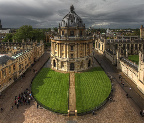 Radcliffe Camera | by Danny Chapman