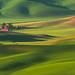 Steptoe Butte Farmhouse by CraigGoodwin2