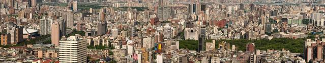 Taipei Panorama