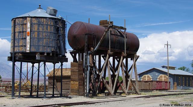 Laws Railroad Tanks