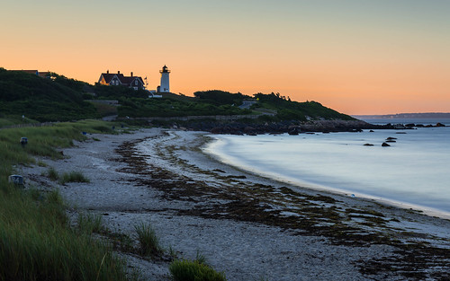 longexposure morning summer lighthouse seascape beach sunrise bay harbor nikon capecod massachusetts ngc calm sound nd slowshutter cape nautical woodshole falmouth beacon longshutter nationalgeographic hoya dx nd400 d610 nikor sunrisemorning