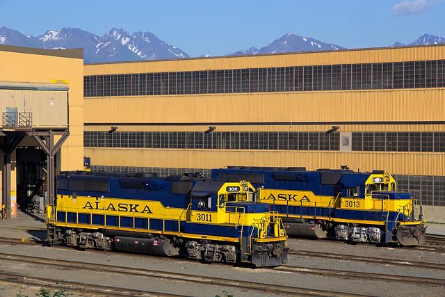 ARR 3013 Anchorage 13 Jun 13