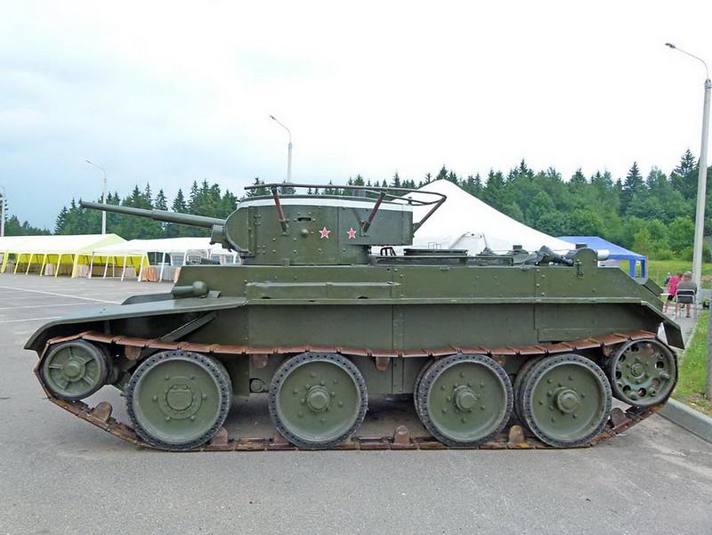 БТ-7 (4)