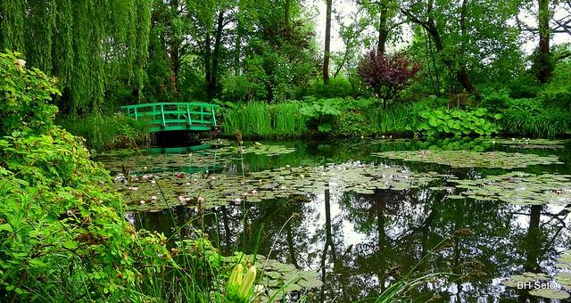 Claude Monet Garden, Giverny, France