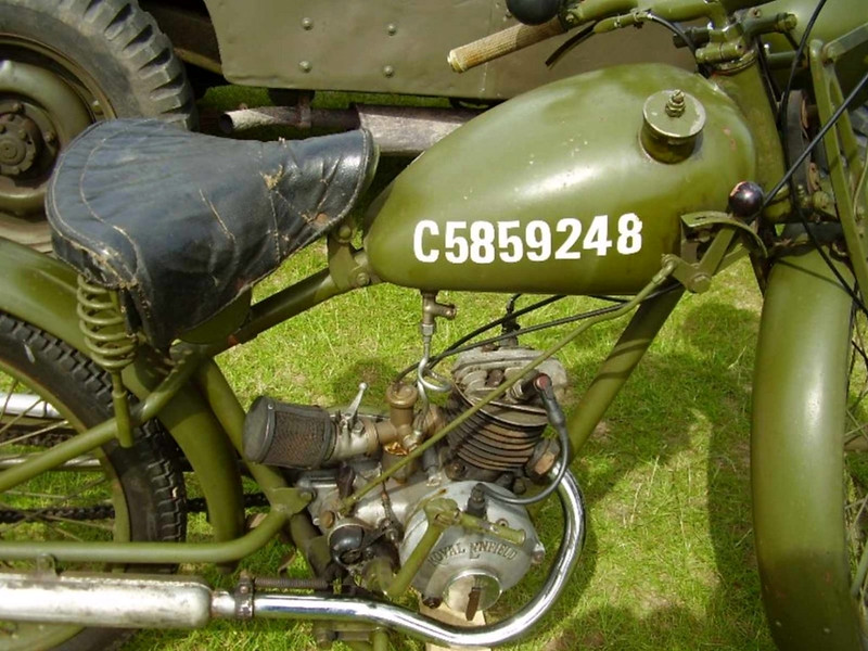 Royal Энфилд Мотоциклет (6)