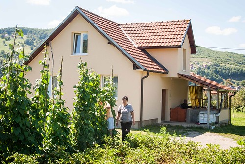 Energy efficient retrofitted household in Bijelo Polje, Montenegro | by UNDP in Europe and Central Asia