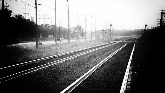 Rails west... Explored