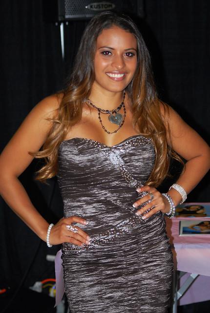 Rosita - Wrestling Spectacular 2 - Edison, New Jersey