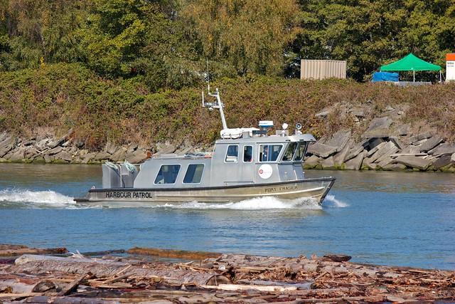 Port Fraser Harbour Patrol