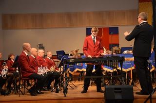 Brassbandfestivalen 2012 - Söderkårens Musikkår med solist Tobias Jutestål