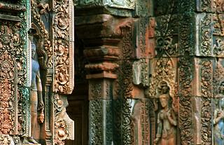 145 - Banteay Srei III