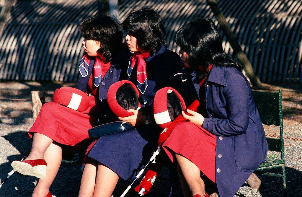 Modern Japanese Women Images, Stock Photos & Vectors