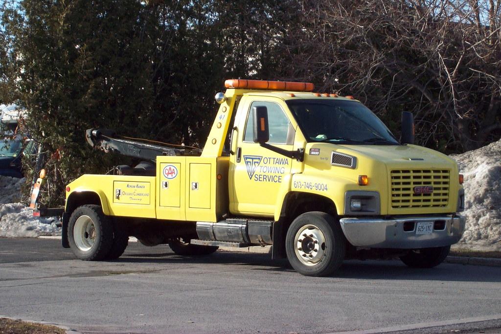 Tow Truck Ottawa >> Ots 41 Ottawa Towing Service Gmc C6500 Single Axle Tow Tru Flickr