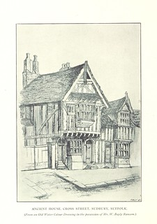 Image taken from page 226 of 'A Short History of the Borough of Sudbury ... Compiled from materials collected by W. W. Hodson, by C. F. D. Sperling. [With illustrations.]' | by The British Library