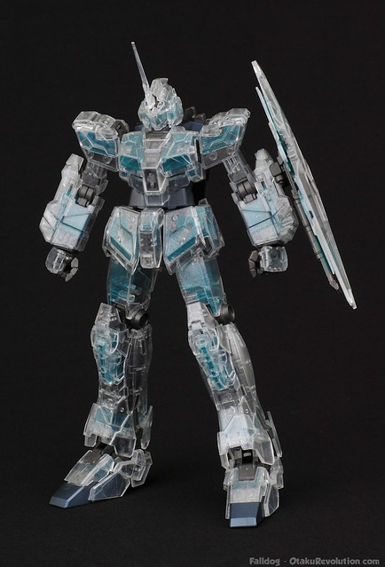 MG Clear Full Armor Unicorn - Snap Fit 22