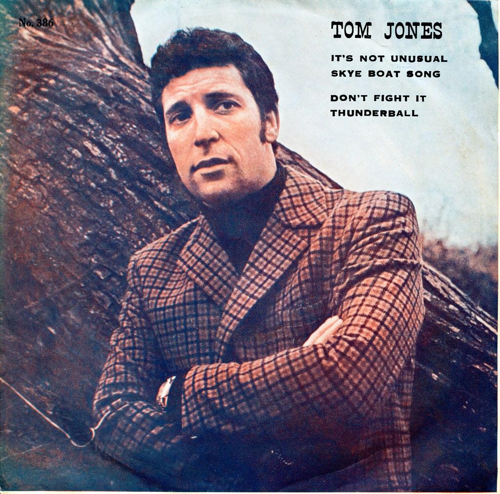 TH-83-F001 | Tom Jones Tracks - It´s not unusual - Skye boat