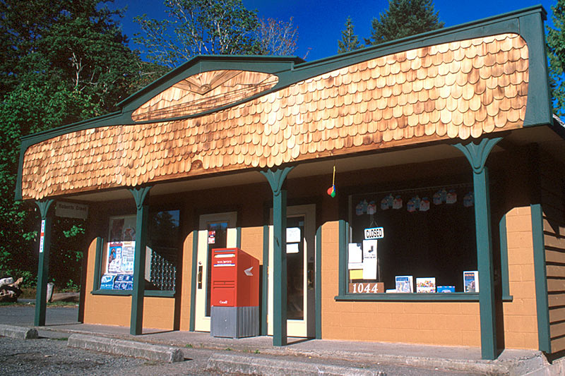 Roberts Creek, Sechelt Peninsula, Sunshine Coast, British Columbia, Canada