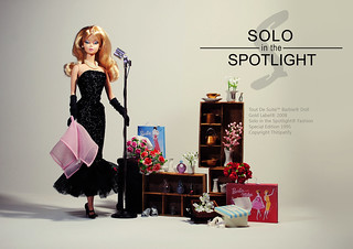 solo in the spotlight | by thitipatify