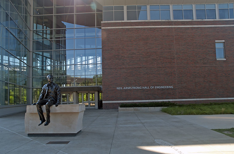 Purdue University 08-04-2013 - Armstrong Hall of Engineering 1