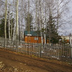 Transsibérien - Krasnoyarsk - La dacha