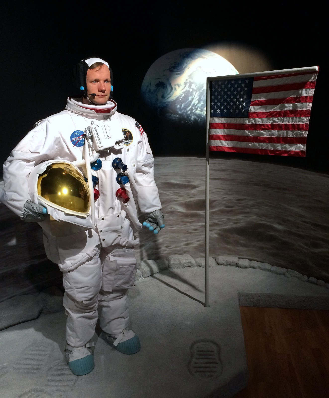 Orlando - Madame Tussauds Orlando - Neil Armstrong