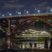 Sellwood Bridge by John Behrends