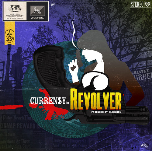 Curren$y - Revolver (Front) | by fortyfps