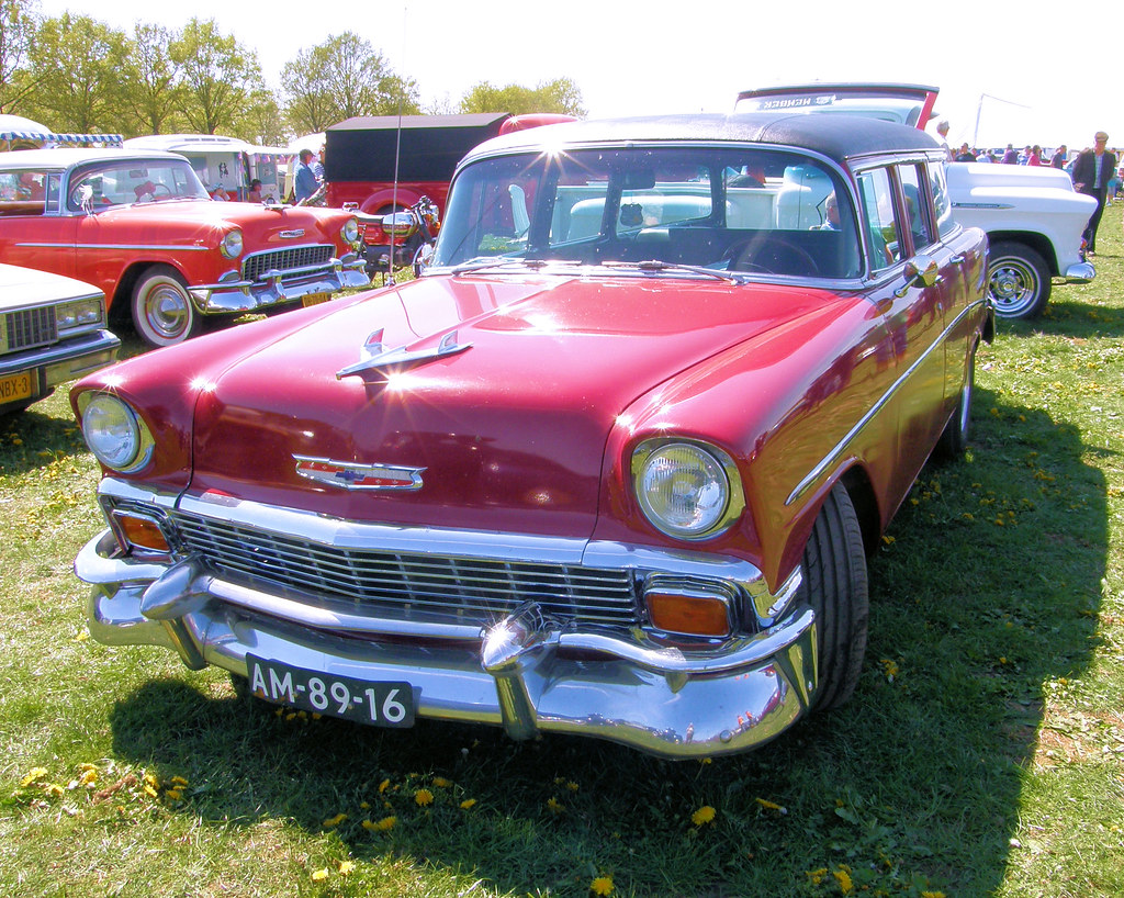 1956 Chevrolet Bel Air Stationcar