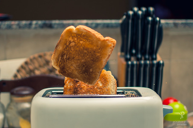 Day 191: Flying toasts