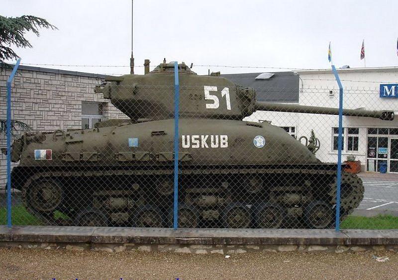 M4A1谢尔曼(3)