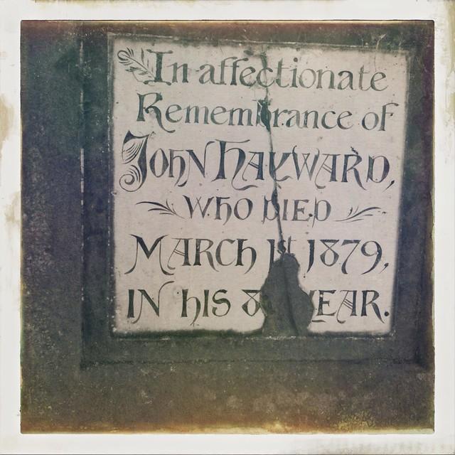 Inscription Tile