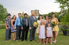 Gauthier - Douglas Wedding