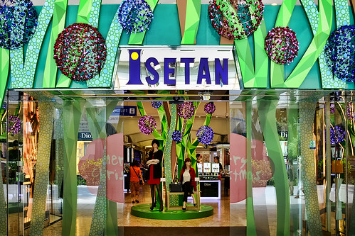 Isetan | by chooyutshing