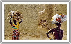 A slide of Mali. 2001