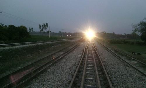 light train railway flickrandroidapp:filter=none