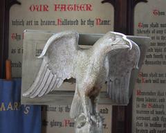 lectern eagle