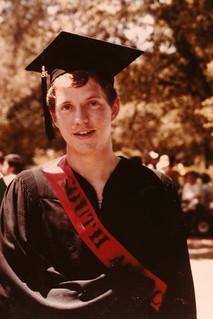 Jim's Graduation