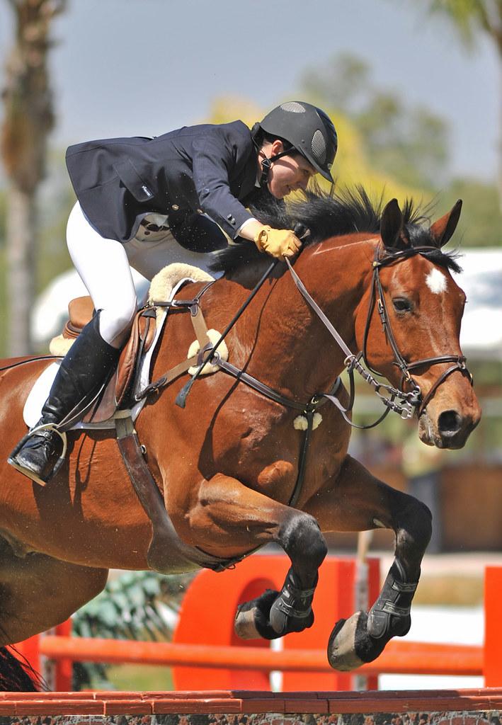 caballos balvanera