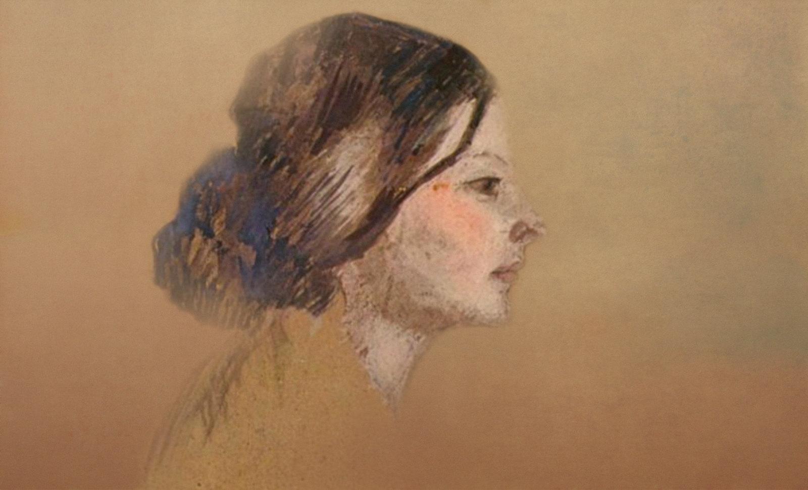 Las Madeleines escuchando la soleada soledad, descripciones de Henri de Toulouse Lautrec (1889) y Pablo Picasso (1904).