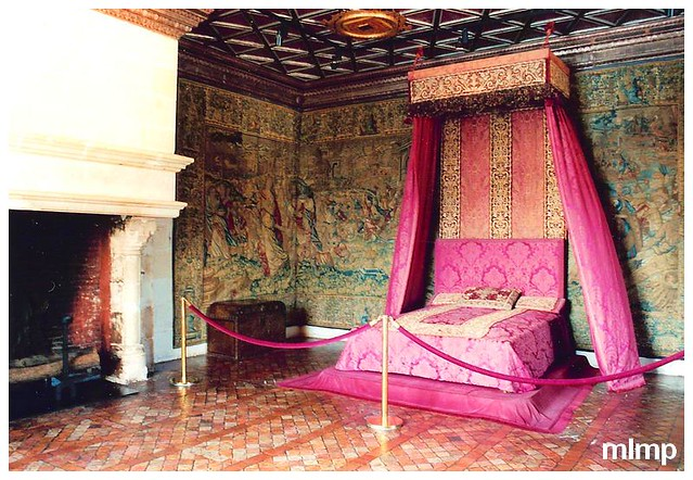 La chambre des 5 reines